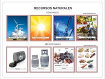 Cuales son los recursos renovables